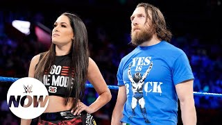 Brie Bella's message to Daniel Bryan after WWE Title win: WWE Now