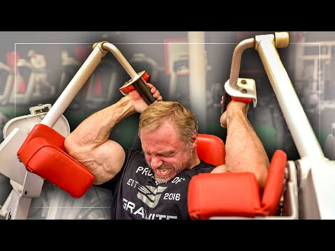 Giant Set Arm Workout for *HUGE* Triceps