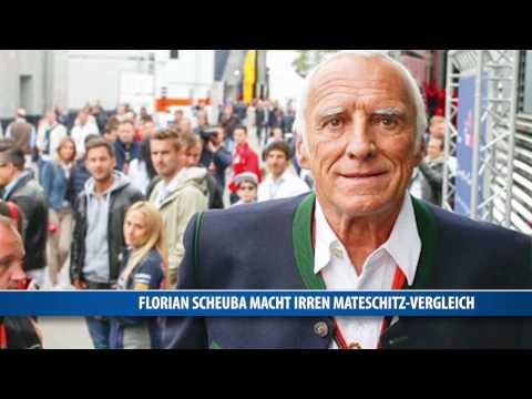 Kabarett-Star: Florian Scheuba macht irren Mateschitz-Vergleich