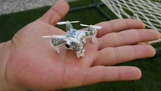 Dünyanın En Küçük Kameralı Ajan Drone