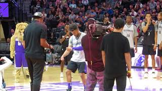 Sacramento Kings Rookie Dance Contest - Fan View