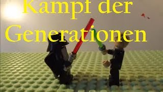 Lego Star Wars - Kampf der Generationen - Trailer [GERMAN] [HD]