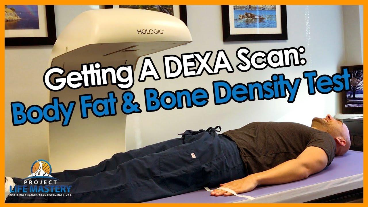 Scanner Near Me >> Getting A Dexa Scan Body Fat Bone Density Test