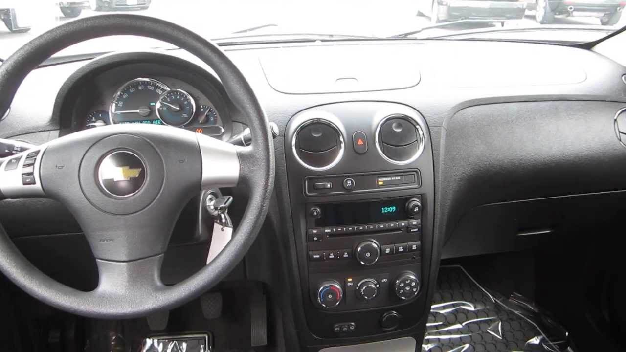 All Chevy 2011 chevy hhr reviews : 2011 Chevrolet HHR, Mocha Steel - STOCK# C1307681 - Interior - YouTube