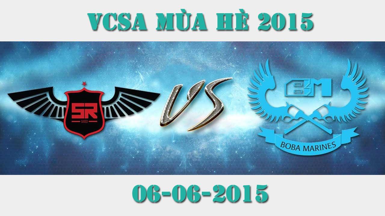 Hà Nội Skyred hủy diệt Boba Marines VCSA mùa hè 2015