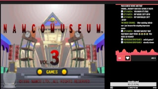 """""""The Museum Gets a Renovation"""" - Replaying """"Namco Museum Vol. 3"""" (PS1)"""