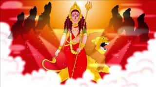 Durga In Dussehra