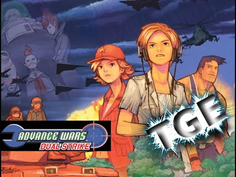 Let's Play Advance Wars Dual Strike #15 Trust Fund