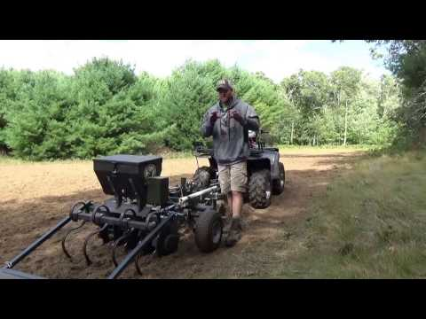 Planting BigTine With Chad From Final Pursuit TV