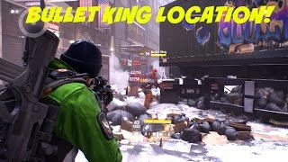 Farming Bullet King in 1.5 min - Tom Clancy's The Division!