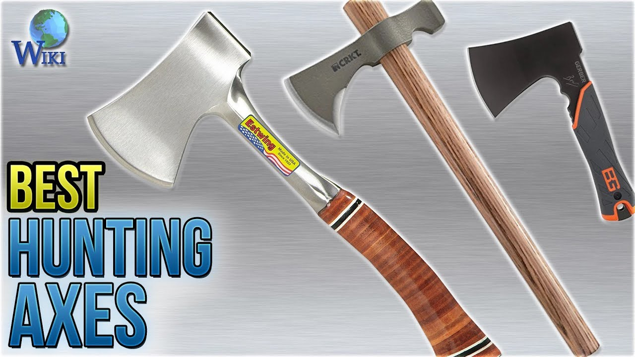 10 Best Hunting Axes 2018