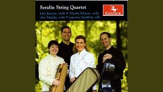 Danzas de Panama (version for string quartet) : No. 1. Tamborito