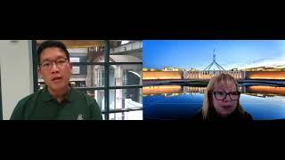 Food in the Capital Webbite - Ben Lee, Invertigro