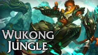 Jade Dragon Wukong Jungle - Full Game Commentary
