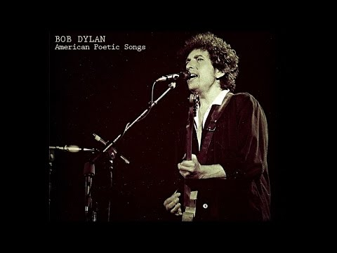 Bob Dylan - American Poetic Songs (Magic Classics Folk Tracks)