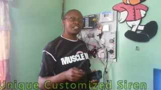 Kenya's Security Alarm System Innovator