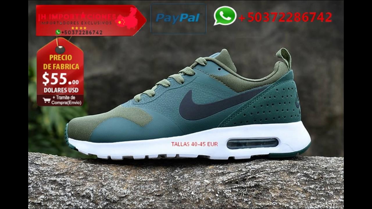 new style c322a be7b0 ... Nike Air Max Tavas 2017 Alta Calidad 11 Made in China .