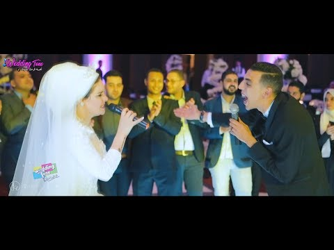 عروسه مبتعرفش تطبخ شوفوا قالت ايه للعريس وكان ايه رده! - Wedding Tone