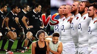 ALL BLACKS vs ENGLAND 2018 HIGHLIGHTS   AMERICANS REACT!!