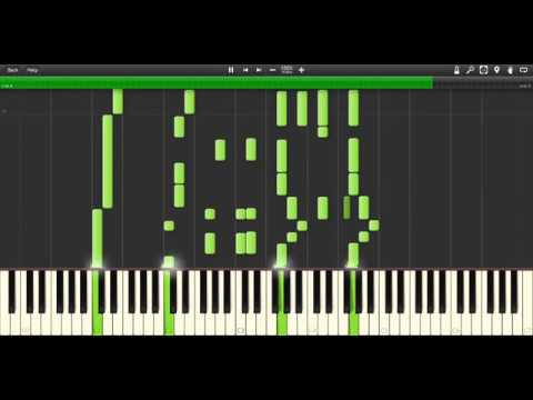 ONE OK ROCK - Notes'n'Words - Piano MIDI Version
