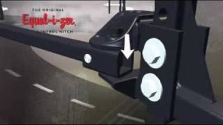 Equal-i-zer 4-Point Sway Control Trailer Hitch