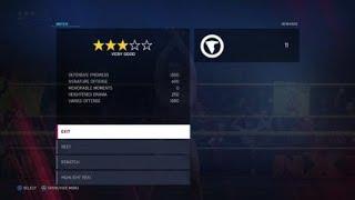 WWE 2K20_Fatal 4-Way match
