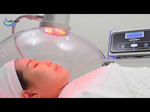 Quy Trình Điều Trị Khi Sử Dụng Hydroveil - Sarah Le