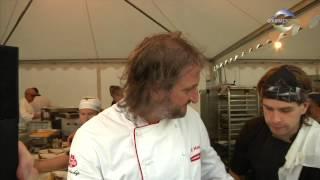 Aldiana Gourmet Gipfel 2014 - Interview mit Renato Manzi