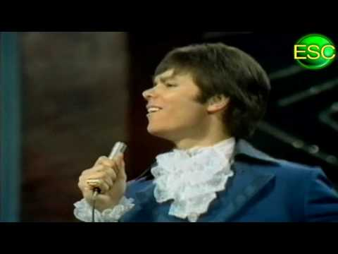 ESC 1968 12 - United Kingdom - Cliff Richard - Congratulations