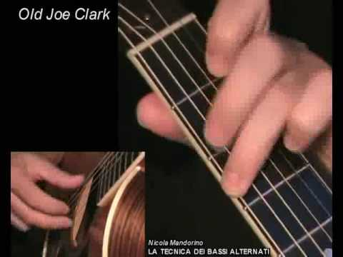 Old Joe Clark Fingerpicking Tab Learn To Play Guitar Lesson