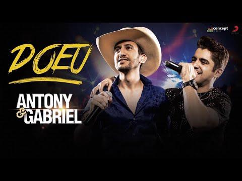 Antony e Gabriel - Doeu (Ao Vivo)