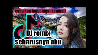 DJ_COBA KAU INGAT INGAT KEMBALI_TIKTOK VIRAL 2020