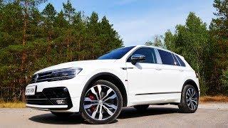 Самый Быстрый Tiguan В России 400 Л.С. !!! Volkswagen Tiguan 2.0 Т. 220 Л.С. Stage 3. Тест Драйв !!!