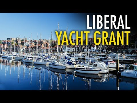 "Trudeau gives yacht club $200K, while attacking ""tax cheat"" farmers"