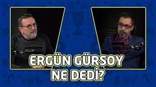Gambar cover A. Ercanlar ve F. Niğdelioğlu    Ergün Gürsoy ''G.Saray'ı İnceleseler Cezaevinden Çıkamazdık'' Dedi