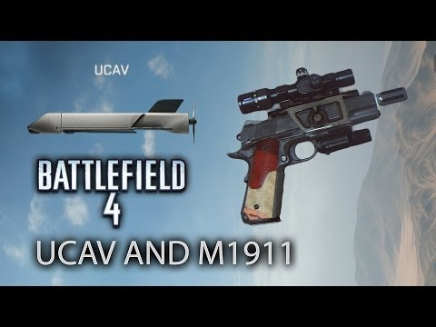 Battlefield 4: How to Unlock the UCAV and M1911 3X Developer Scope