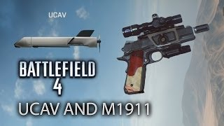 Repeat youtube video Battlefield 4: How to Unlock the UCAV and M1911 3X Developer Scope