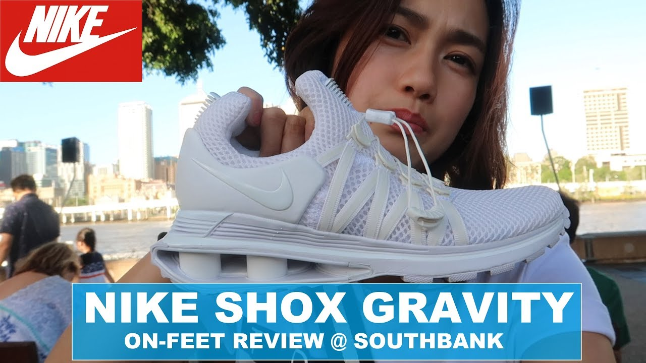 35ee998fb288eb Nike Shox Gravity On-feet Review at Southbank - YouTube