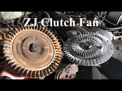 Removing A Radiator Fan Clutch Nut The Easy Way - Www imagez co