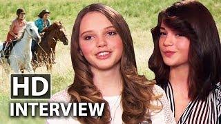 Tina ist in Alex verliebt?! - Interview mit Bibi & Tina | HD