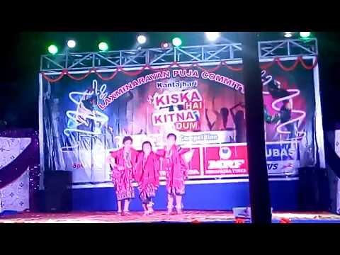 GADA TA GADA ATHARA GADA || SAMBALPURI  DANCE 2017