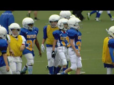 High School Football Participation Drops