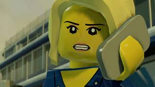 PS4 Longplay [145] LEGO City UnderCover (part 1 of 3)
