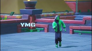 MA NOUVELLE INTRO FORTNITE General YMG