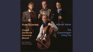 Flute Quartet in A Major, K. 298: III. Rondeau - Allegretto grazioso