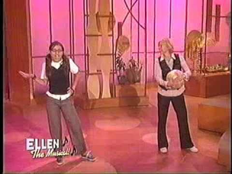 Olivia Olson on The Ellen Degeneres Show
