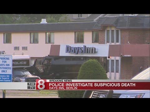 State Police are investigating after a man was found dead at a Berlin motel - Dauer: 33 Sekunden