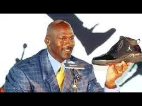 Michael Jordan's $100 million dollar black announcement