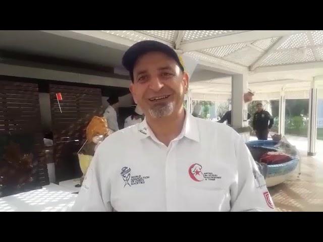 Djerba scoop انطلاق اليوم الثالث من المهرجان العالمي للخبز بجربة....
