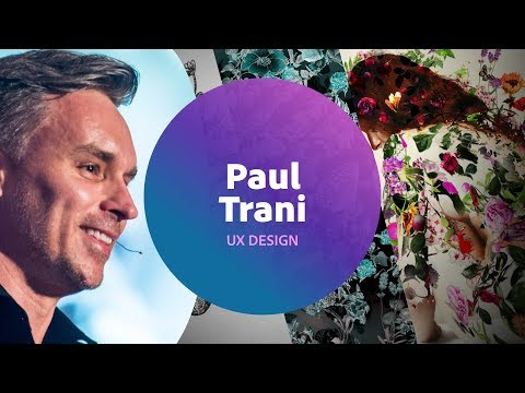 Live UX Design with Paul Trani – Getting started with Adobe XD